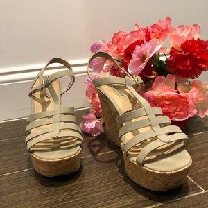 Sandals platform wedges